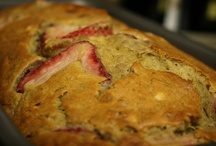 Bread / I don't bake bread often but love eating it. Maybe I will have to start baking it to satisfy my craving for it!
