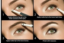Make-up Tips & Other Beauty Tricks! / by Christina