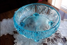 Depression Glass  / by Carol Hertzke