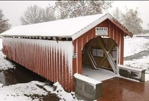 Covered Bridges / by Carol Hertzke