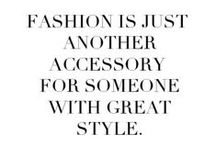 Quotes / The runway of life: fashion quotes / by SHEfinds