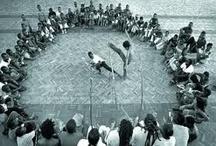 Capoeira time: AXÉ!