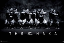 On the road: New Zealand All Blacks