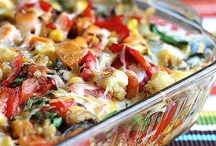 Easy Peasy Casseroles / by Christina