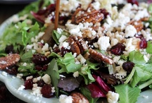 Salads / by Christina