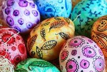 EASTER time............ / by Debbie H