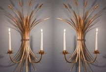 Candle Wall Sconces / Mix style, beauty, and ambiance when you hang one of these stunning candle wall sconces in your home.