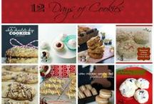 Christmas Party Ideas / Bark, Cakes, Cake Pops, Candy, Cheesecake, Cookies, Fudge & Pies