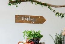 Rustic and Sweet Wedding Inspiration