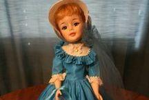 Doll Ref: Madam Alexander / by Suzi Corwith