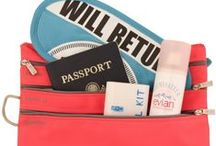 Travel Gear and Gadgets / Helpful, genius and coveted items to make travel even more awesome.