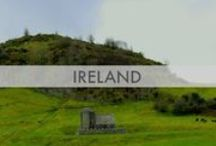 (Travel) Visit Ireland / Pubs, castles, painted doors. Hikes, cooking, history tours. There are endless reasons to visit Ireland and even more to travel back again and again.