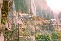 Lord of the Rings/ Hobbit/ Rivendell/ Ireland Inspired Nursery / Our nursery inspiration