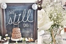 Anniversary and Rustic Love