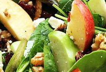 Miam ... Salades