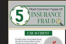 Insurance Fraud Information / Promotion of information in order to inform and educate about some of the common problems which face the insurance industry currently