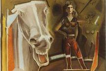 """Victor Shmokhin     http://www.artcircusshmokhin.narod.ru/ / """"О красоте  человеческой привлекательности и  её  трактовки в изобразительном искусстве""""."""