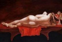 NU-ART-SHMOKHIN / Красота женского тела в изящных  привлекательных формах.