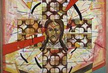Religious Art Shmokhin / Работы художника с религиозной тематикой.