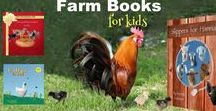 Children's Farm Books / Kids Books, Farm animals, toddler books, children's books, Picture books, story books, bedtime stories, new authors.  CONTRIBUTORS: Please pin ONLY your own content! Up to 3 pins a day.  Related content only.  To be added as a contributor follow all my boards and please email brenda@brendaskidsbooks.com