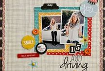 Scrapbooking / by lauravegas