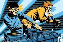 technology, gadgets & geekery / by Janice Superstarum