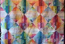Fabric or Fibre / photos of quilts & textiles