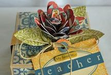 Creative Crafters / The Samantha Walker Creative team is a super talented team of creative ladies who can wield a glue gun as well as show you some crazy fun with paper.  / by Samantha Walker LLC