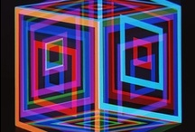 Geometry & math inspired art / by Stacey Bramhall