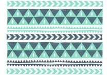 Prints and Patterns / by Naomi de Kuiper