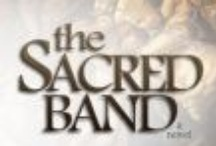 The Sacred Band / The Sacred Band is a pinboard for the Sacred Band of Stepsons series and everything sacredbander. / by Tempus Thales