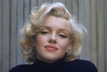 Marilyn  / by Menna Mahmoud