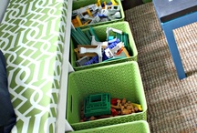 A Toy Story: Getting Organized!