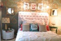 Bedroom Ideas / by Sara Powell