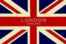 I <3 LONDON / by Sandrina Ingianna Gould