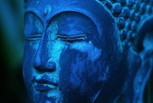 COLOR! :: Sapphire / azure...indigo....awash in the most soulful hues