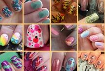 Nails.Nails,Nails & More Nails! / by Brenda Nagel