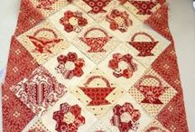 Two-Colour Quilts