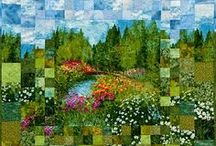 Contemporary or Art Quilts