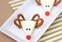 Bijzondere kersthapjes / Leuke hapjes speciaal voor kerstmis / by Wis en Waarachtig