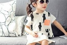 STYLISH KIDS FASHION / Super stylish fashion for boys and girls, from jumpers to shoes and anything in between. Inspiration for designing children's rooms and craft projects.