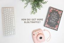 Blogging Tips / A Collection of Pinterest's Best Blogging Tips!