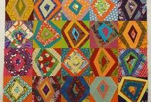 Scrap Quilts / use scraps for quilts