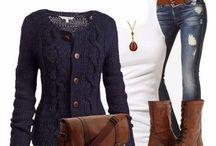 Clothes/Jewlery Ideas / by Lezlie Newton