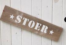 Bijzonder stoer sloophout / Stoere spullen van sloophout! / by Wis en Waarachtig
