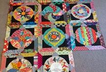 Circles & Dresdens / Quilts