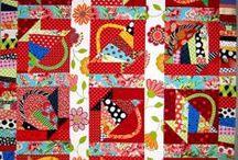 Freddy Moran Quilts / Freddy is a wonderful quilt designer.