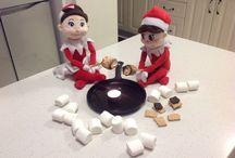 Christmas -Elf on the Shelf / by Gayle Dorsett