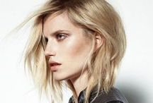 Hottest Haircuts & Hairstyles / Lobs, short bobs, medium hair styles, modern mulletes, DIY hairstyle,beach waves and everything in between trend Haircuts and hairstyling.