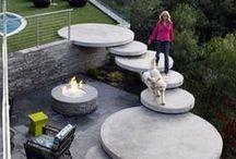 arquitectura & jardín / architecture & garden / by Andres Olivas Reyes